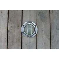 Vintage Aluminium Nautical Porthole
