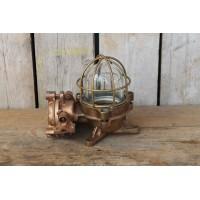 Ship Light Brass