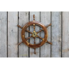 Interesting Ship Wheel