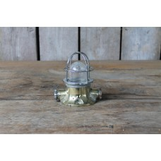 Ship Light Brass