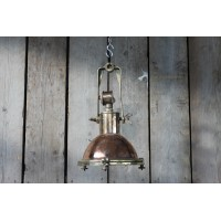 Pendant Light  Copper