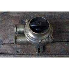 Traditional Switch Brass