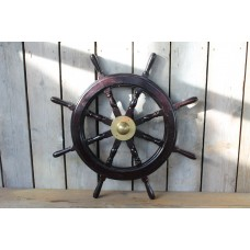 Interesting Ship Wheel